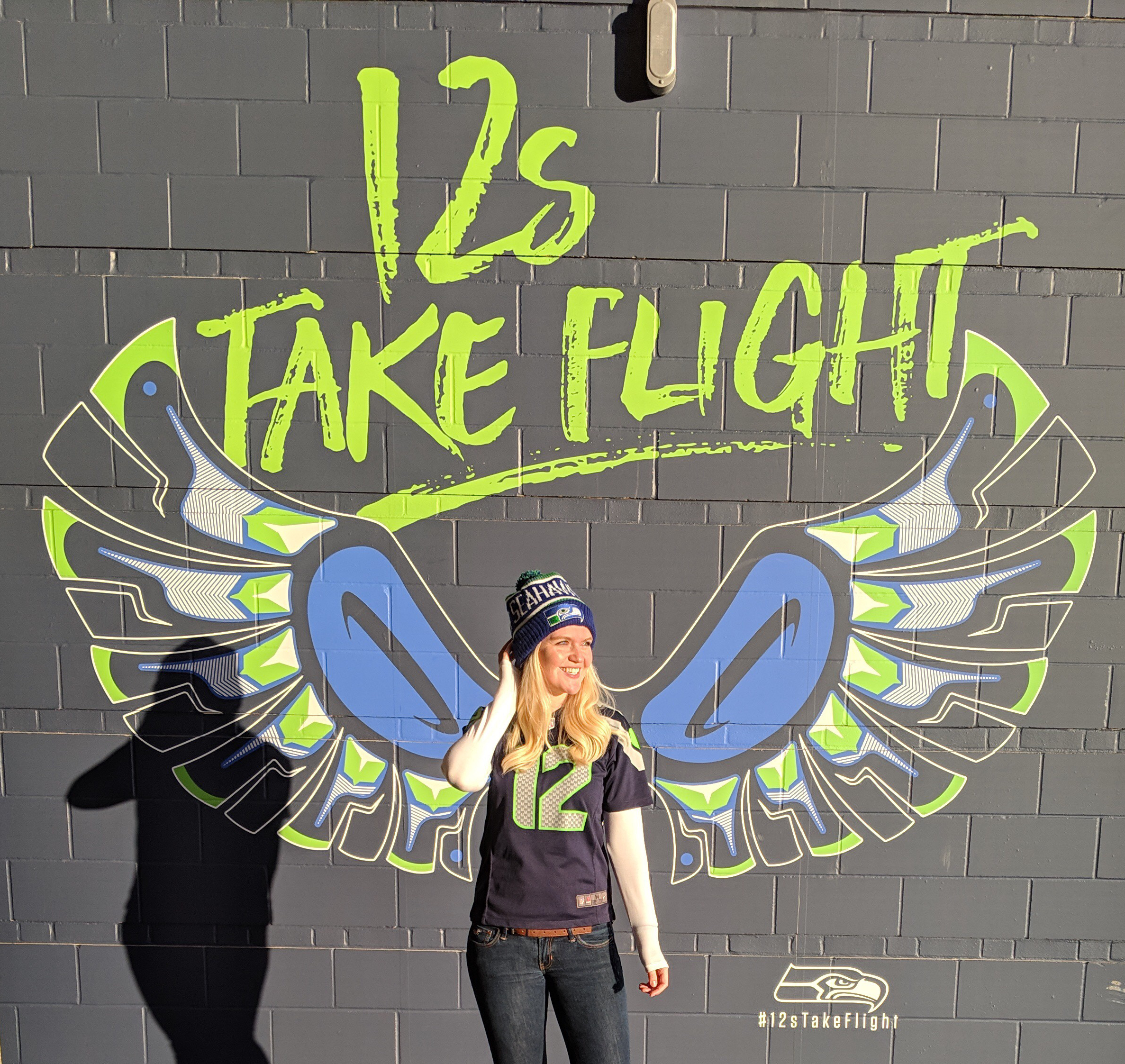 12s Take Flight