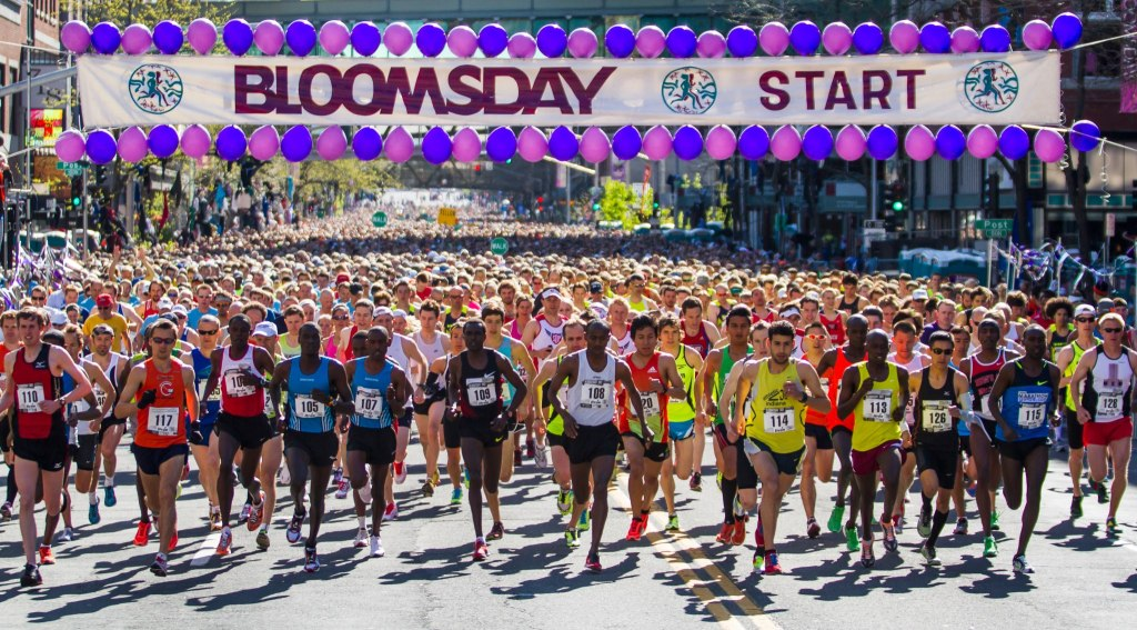 Bloomsday Runners